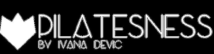 Pilatesness_Logo_White