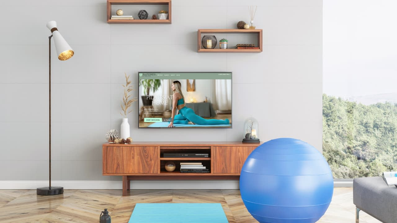 How to start exercising at home
