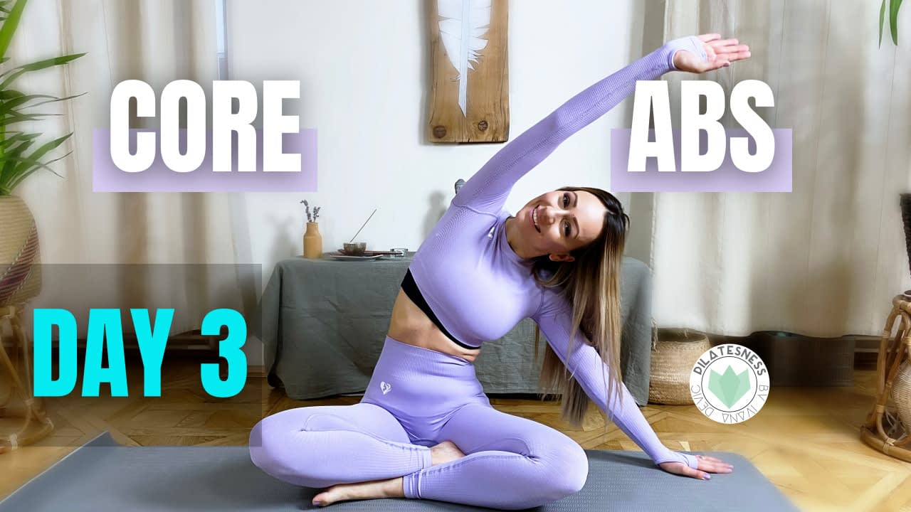 Abs and core Day 3