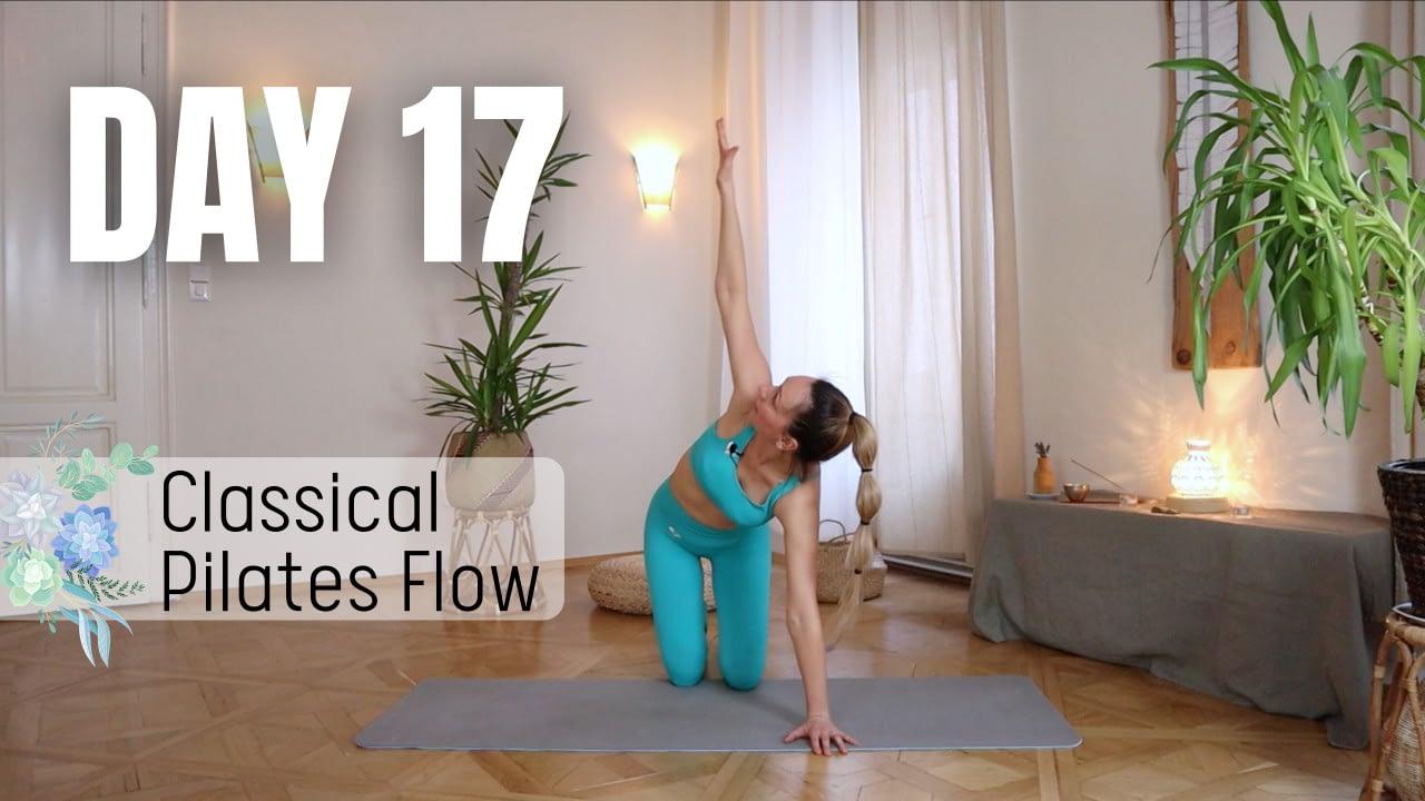 Classical Pilates Flow