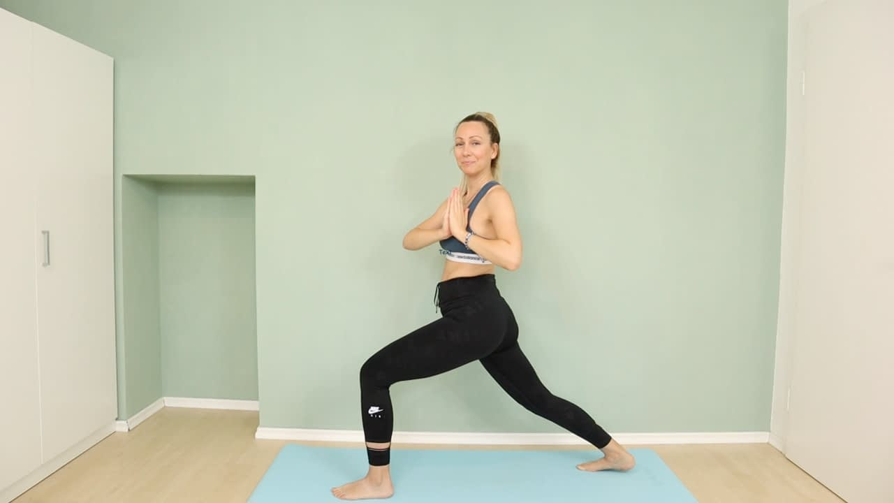 Morning Routine Pilates Workout