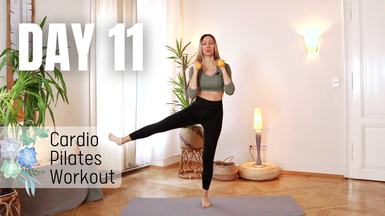 Cardio Pilates Workout