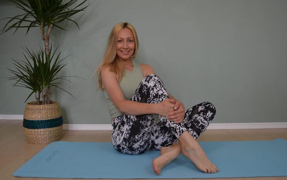 legs pilates workout