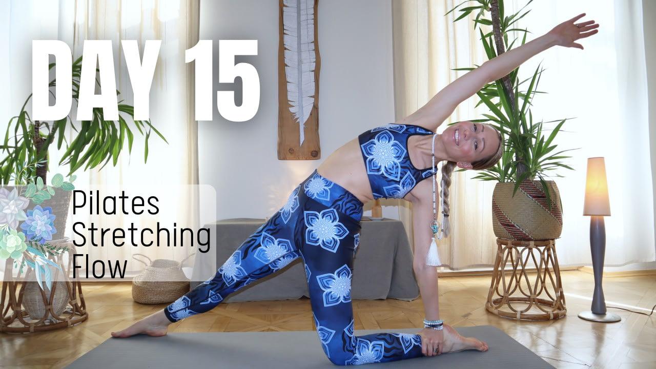 Pilates Stretching Flow