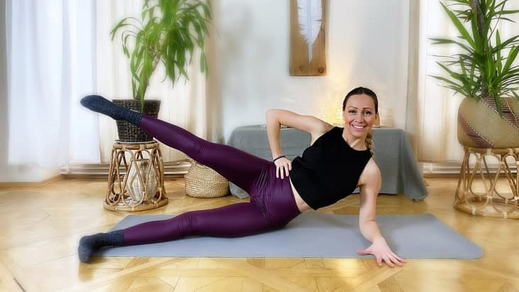 Mobility and Stretching Pilates